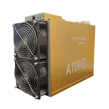 Innosilicon A10 Pro+ 7G Ethash Asic Miner 750 MH/s ETH Master