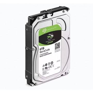 Seagate BarraCuda 6TB Internal Hard Drive HDD 3.5 Inch Sata 6 Gb/s 5400 RPM 256 MB ST6000DM003