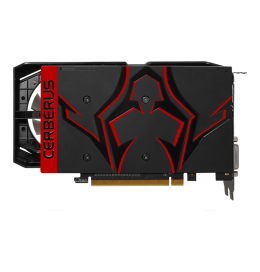 Asus GTX 1050Ti Cerberus GPU Graphic Card